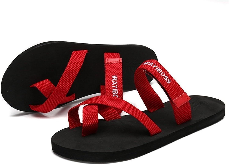 Dig dog bone Flip-Flop Soft Strap Flat Heel Slipper for Neutral