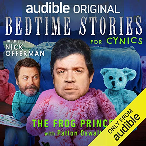Ep. 5: The Frog Prince with Patton Oswalt (Bedtime Stories for Cynics) copertina