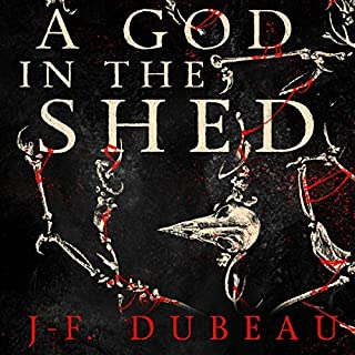 A God in the Shed cover art