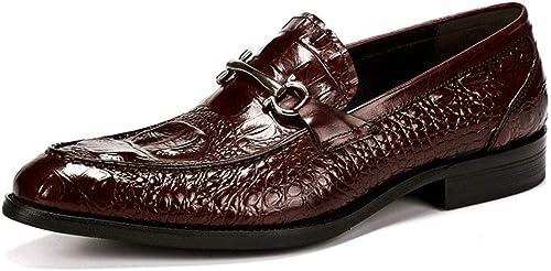 MMM Herrenschuhe, Herren-Visite-Lederschuhe, Jugendkleid, Schuhe für die Party,A,46