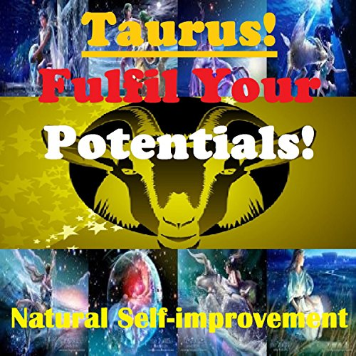 TAURUS True Potentials Fulfilment - Personal Development audiobook cover art