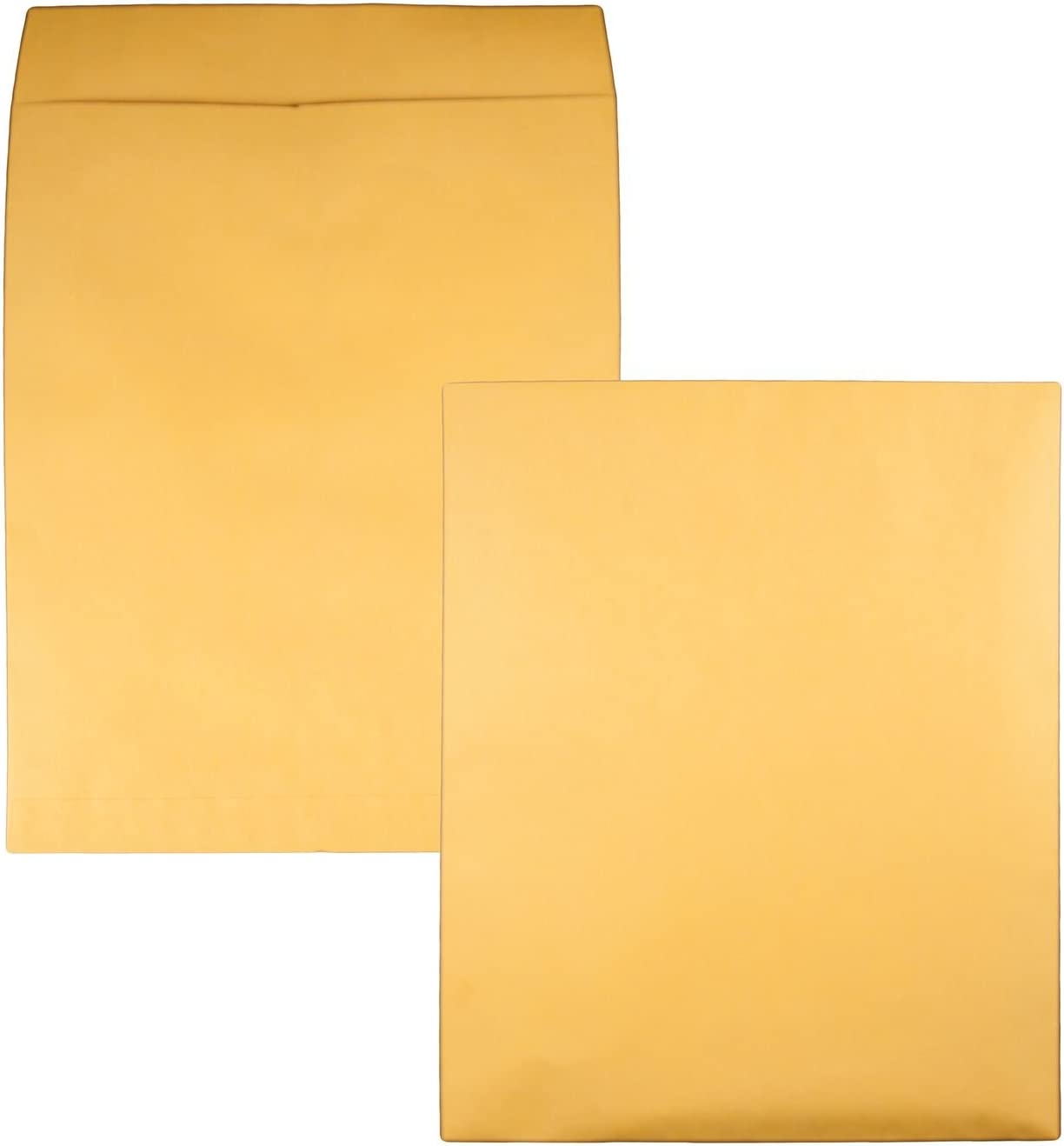 Quality Park Jumbo Kraft Ungummed Limited price Brown Envelopes Popular standard 14x18