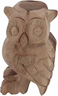 Wooden Owl Whistle (Age 3+)