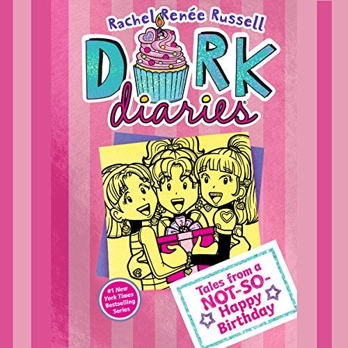 Dork Diaries 13 audiobook cover art