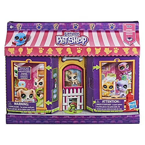 Littlest Pet Shop Ultimate Pet Shop Toy, Lots to Collect, Ages 4 and Up
