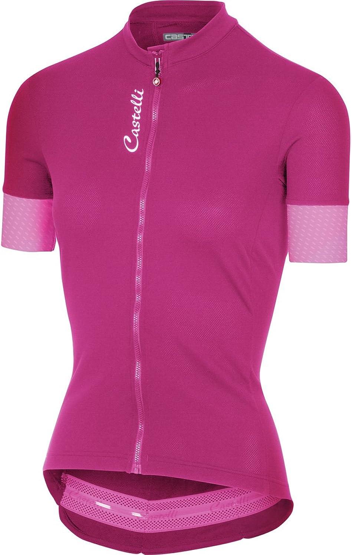 Castelli Women's Anima 2 Full Zip Bike Jersey