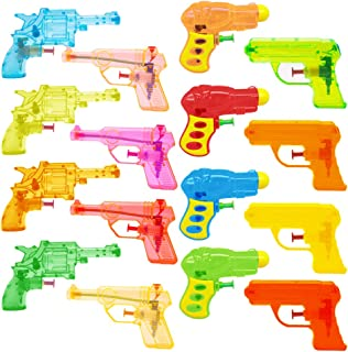 DomeStar Water Gun, 16PCS Water Blaster Squirt Gun Water Soaker Water Fight Toys for Swimming Pool Beach Sand