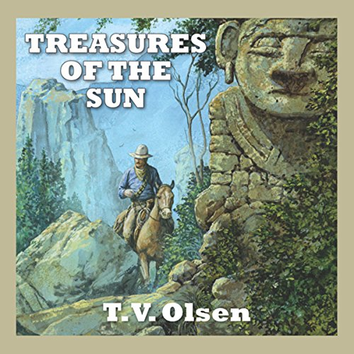 Treasures of the Sun audiobook cover art