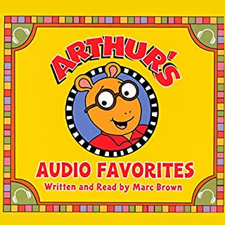 Arthur's Audio Favorites, Volume 1 cover art