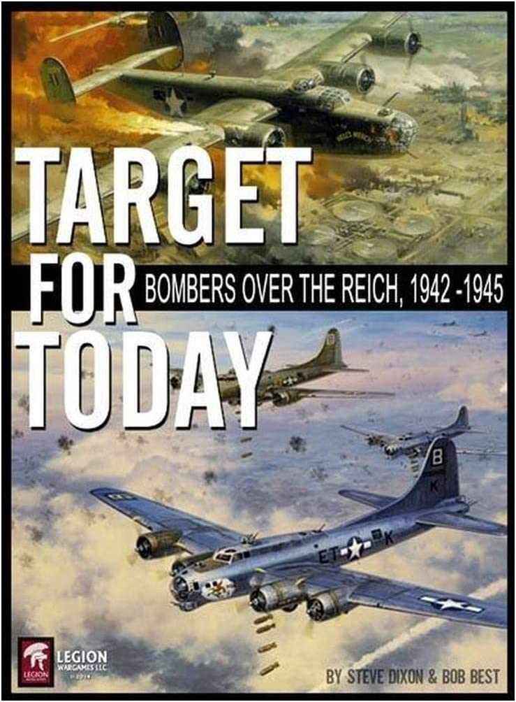 Legion Wargames: Target for Today-Bombers mart The - Max 68% OFF 1942 Reich Over