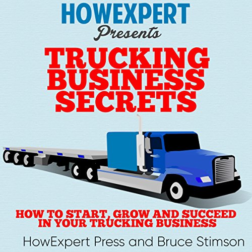 Trucking Business Secrets  By  cover art