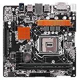 RKRLJX Placa Madre Ajustar para Fit For Asrock Motterboard Micro ATX DDR4 LGA 1151 B150M-HDS Admite Los Procesadores De Core Intel De 7º Y 6ª Generación