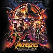 Avengers: Infinity War Soundtrack