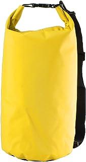 TT WARE 15L Waterproof Dry Bag Sack For Camping Hiking Canoe Kayak Swim Rafting-Yellow