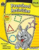 Ready•Set•Learn: Preschool Activities from Teacher Created Resources
