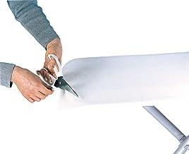 Leifheit L71708 Fleece Ironing Table Padding, 140cm x 45cm, White
