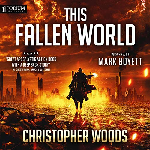 This Fallen World audiobook cover art