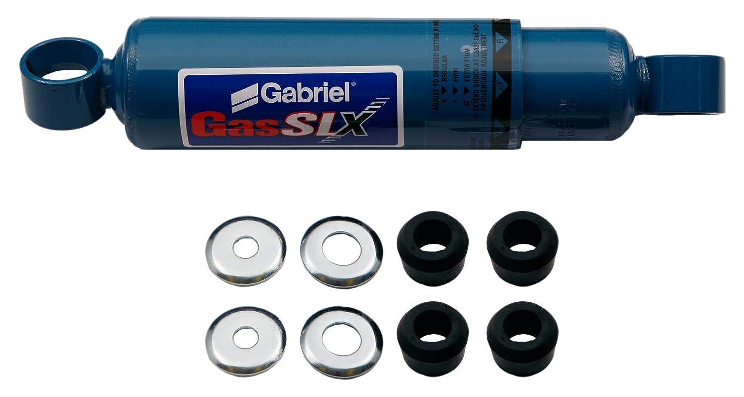 Gabriel 89408 GasSLX Heavy Duty Adjustable Shock Absorber