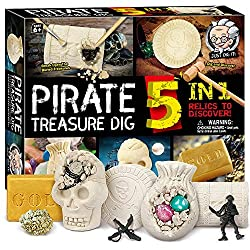 Toys-That-Start-with-P-Pirate-Treasure-Dig-Kit