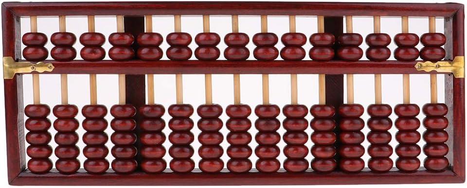 GROOMY Chinesische Abakus-Arithmetik Soroban Mathematik Berechnungswerkzeuge Kinder Lernspielzeug