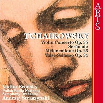 Tchaikovsky: Violin Concerto Op. 35