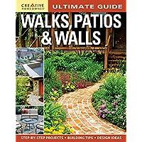 走路,露台和墙壁 - 使用一步一步的DIY说明设计理念