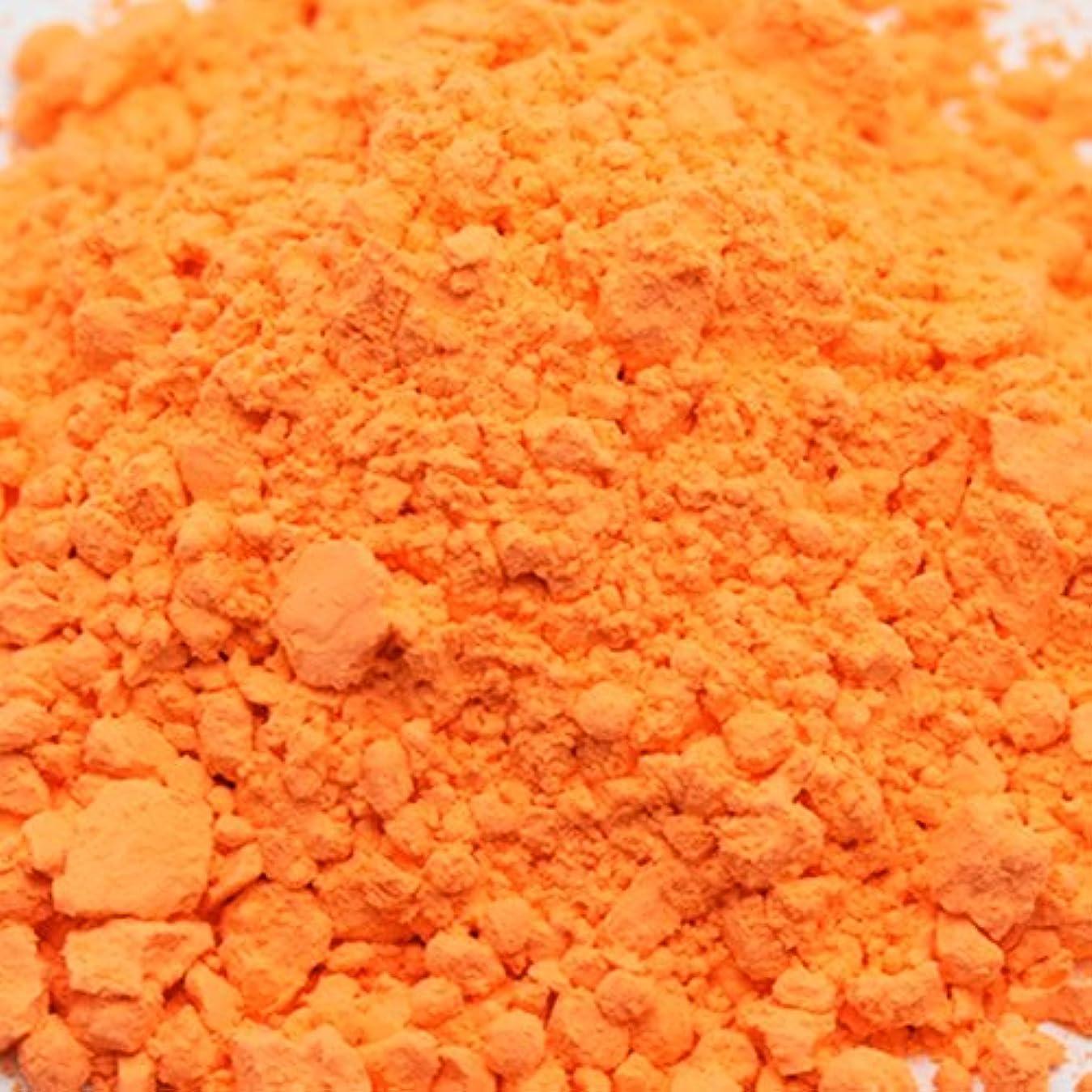 レクリエーションレクリエーション種をまくキャンディカラー オレンジ 5g 【手作り石鹸/手作りコスメ/色付け/カラーラント/オレンジ】