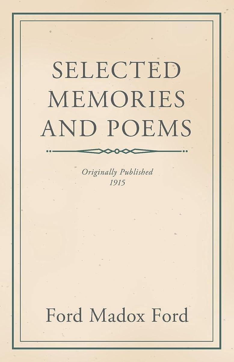 保護する広告するもっとSelected Memories and Poems