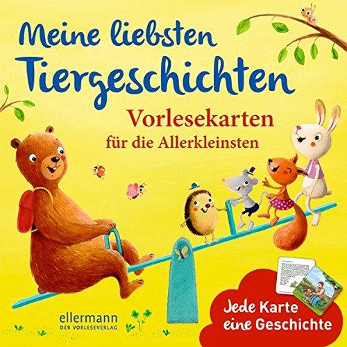 Meine liebsten Tiergeschichten: Vorlesekarten für die Allerkleinsten