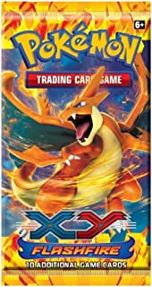 flash fire pokemon booster box
