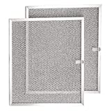 Broan Model BPS1FA30 Range Hood Filter - 11-3/4' X 14-1/4' X 3/8' Grease Filter BPS1FA30, 99010299 Replacement...
