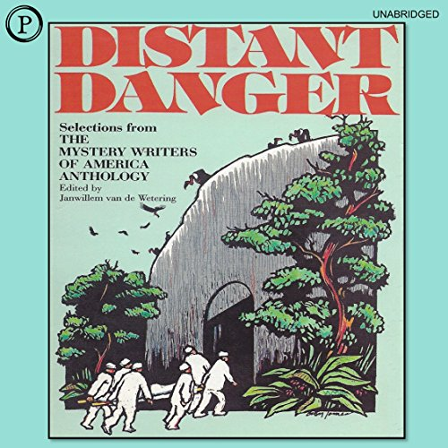 Distant Danger audiobook cover art