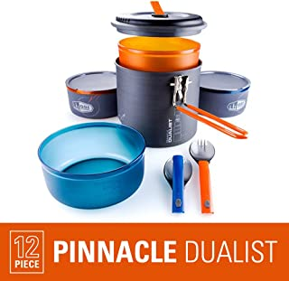 GSI Outdoors Pinnacle Dualist Cookware Set