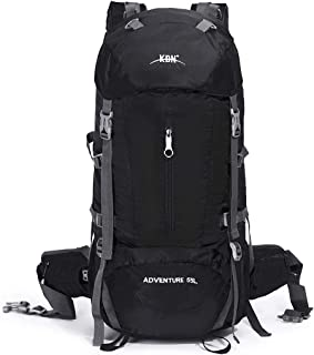 Color Naranja Black Canyon AB06L01 Outdoorund Aspensport Borneo Mochila de Senderismo 55 L