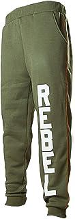 Star Wars Rebel Fighter - Pantaloni da jogging, taglia S, colore: Verde