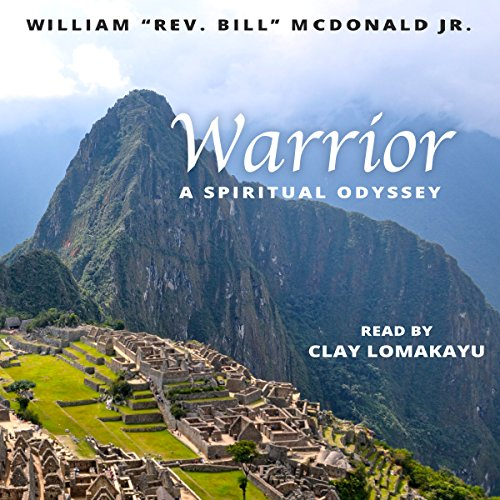 Warrior: A Spiritual Odyssey cover art
