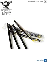 Menozzi De Rosa, Pure Hard Licorice Juice Stick 8gr wrapped (50 pcs)