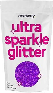 Hemway Ultra Sparkle Glitter - Fine 1/64