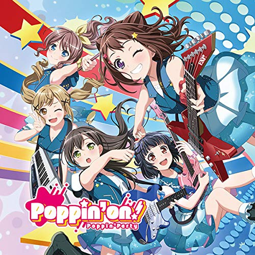 [Album]Poppin'on! – Poppin'Party [FLAC + MP3]