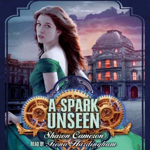 A Spark Unseen audiobook cover art