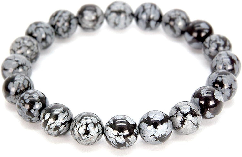 GTVERNH Gift Snowflake Beads Personality Fashion Fashion Accessories Women's Bracelet