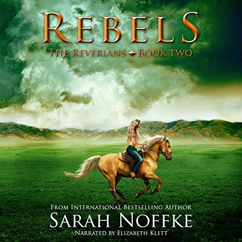 Rebels audiobook cover art