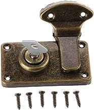 1 Stuks, Vintage Meubelen Hardware Antieke Box Klink Van De Deur Siergesp 73 × 41mm (2,87 X 1.61in), Sieraden Houten Box K...
