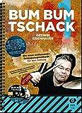Bum Bum tschack für Schlagzeug inkl. 2 CDs