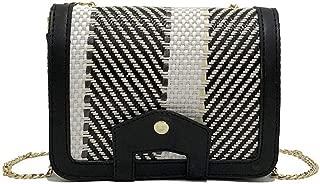 Women's Casual Shopping Dacron Chains Pu Crossbody Bags,GMDBA205191