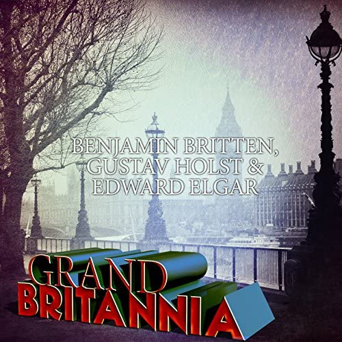 Richard Hickox, Academy of St. Martin in the Fields Orchestra & Philharmonia Orchestra