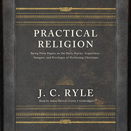 Couverture de Practical Religion