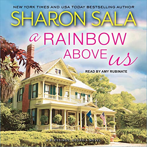 A Rainbow Above Us audiobook cover art