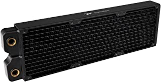 Thermaltake Pacific DIY Liquid Cooling System Clm360 40mm Thick High-Density Fins Dual-Row Copper Tubes Copper Radiator CL-W237-CU00BL-A