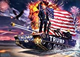 Zolto Poster Donald Trump 30,5 x 45,7 cm